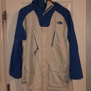 The North Face mens windbreaker jacket L